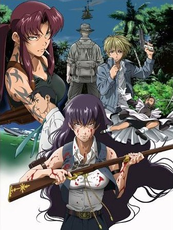 Black Lagoon : Roberta's Blood Trail