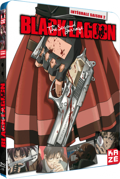 Black Lagoon : The Second Barrage