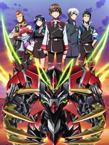 Kakumeiki Valvrave (2nd Season)