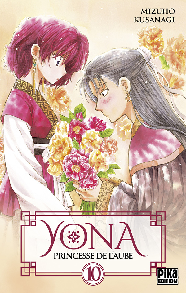 Akatsuki no Yona - Vol. 10