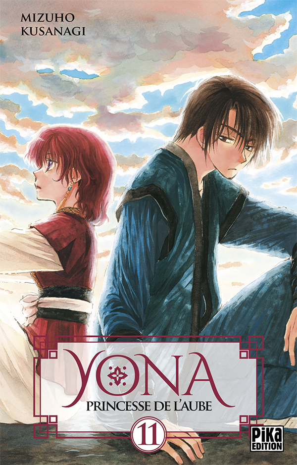 Akatsuki no Yona - Vol. 11