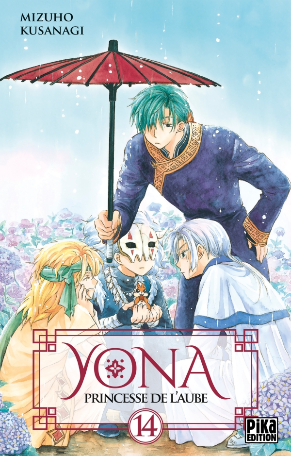 Akatsuki no Yona - Vol. 14