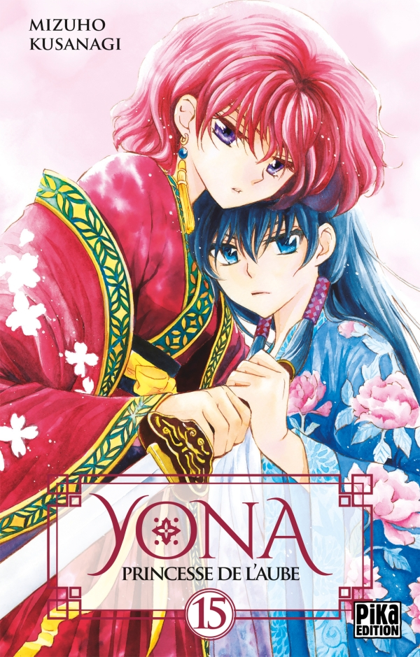 Akatsuki no Yona - Vol. 15