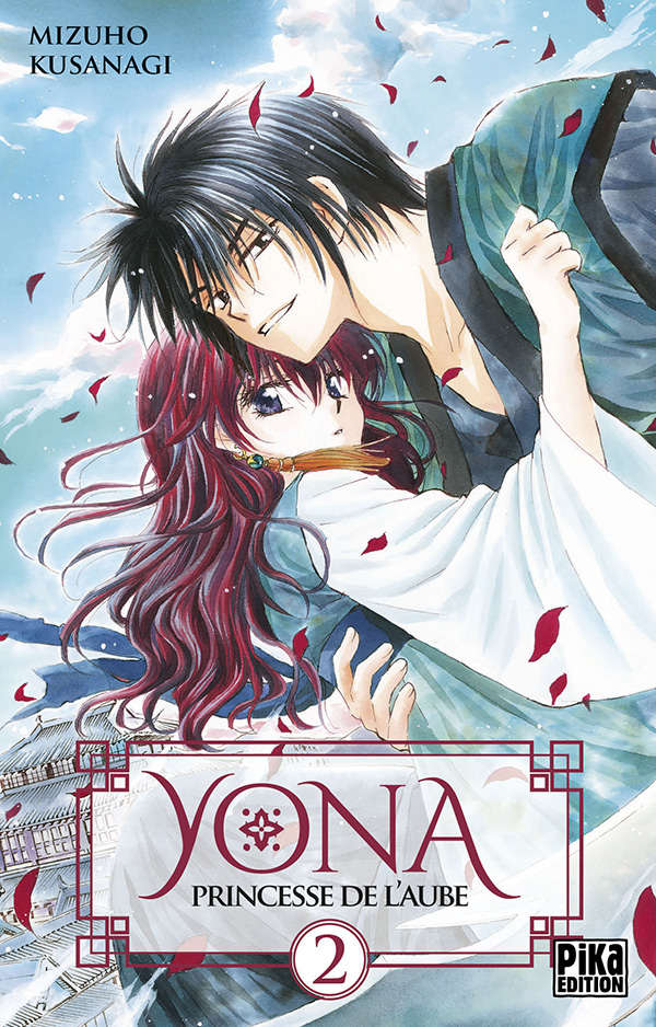 Akatsuki no Yona - Vol. 2