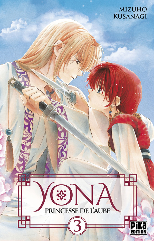 Akatsuki no Yona - Vol. 3
