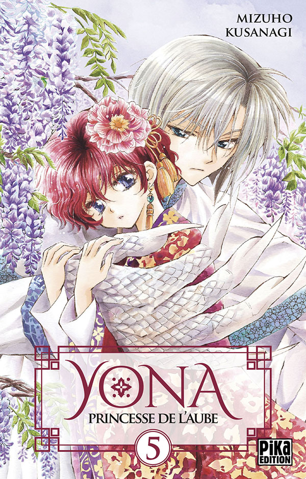Akatsuki no Yona - Vol. 5