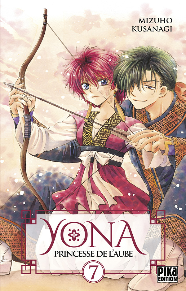 Akatsuki no Yona - Vol. 7