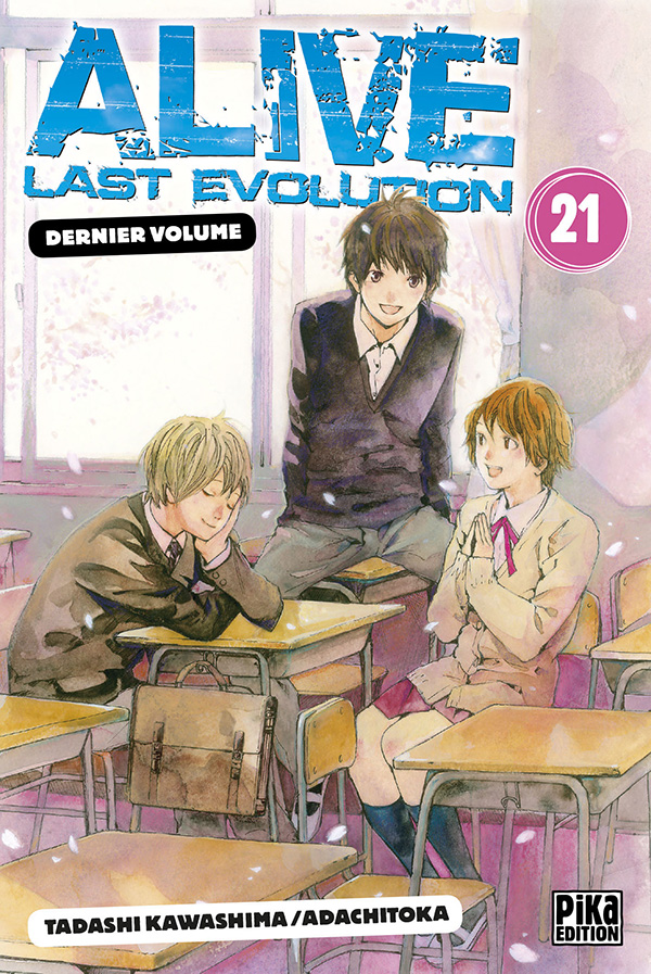 Alive Last Evolution - Volume 1