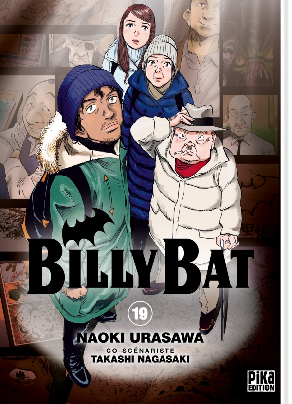 Billy Bat - Volume 1
