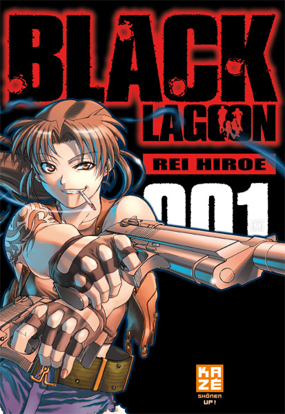 Black Lagoon - Vol. 1