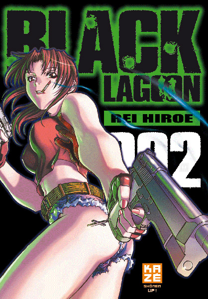 Black Lagoon - Vol. 2