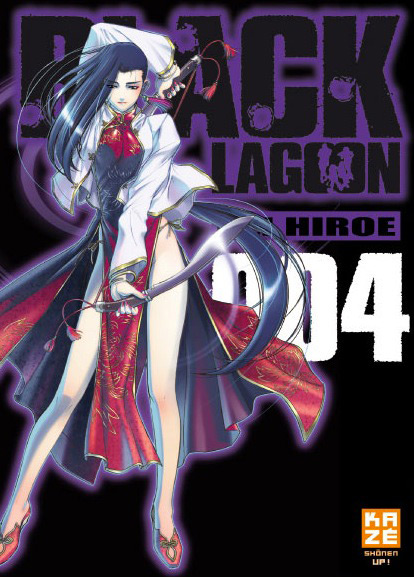 Black Lagoon - Vol. 4