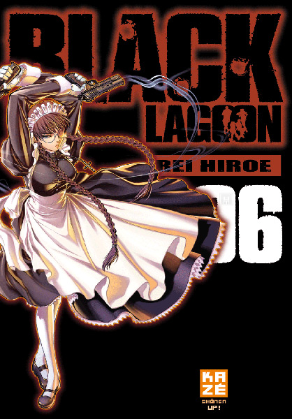 Black Lagoon - Vol. 6