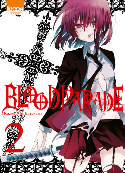 Blood Parade - Volume 1