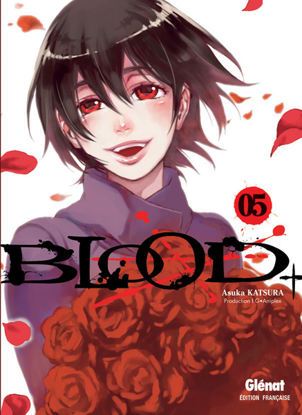 Blood+ - Volume 1