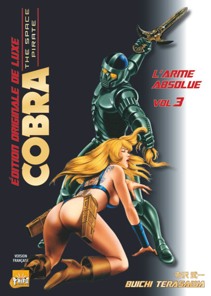 Cobra, the space pirate - Deluxe
