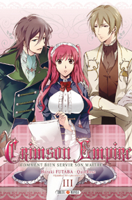 Crimson Empire - Circumstances to Serve a Noble - Volume 1