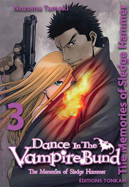Dance in the Vampire Bund - Sledge Hammer no Tsuioku