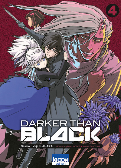Darker than Black - Jet Black Flower - Volume 1