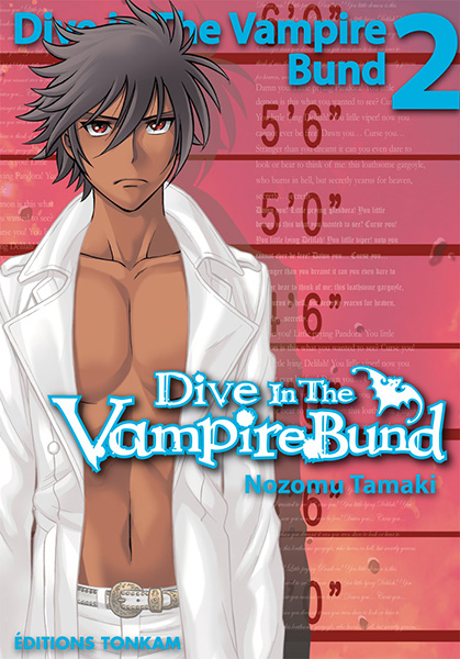 Dive in the Vampire Bund - Volume 1