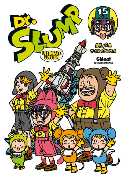 Dr Slump - Perfect Edition - Volume 1