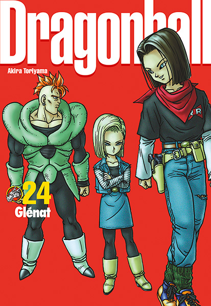 Dragon Ball - Vol. 24