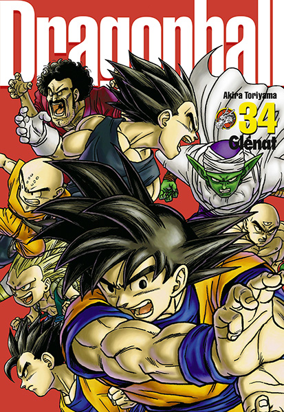 Dragon Ball - Vol. 34