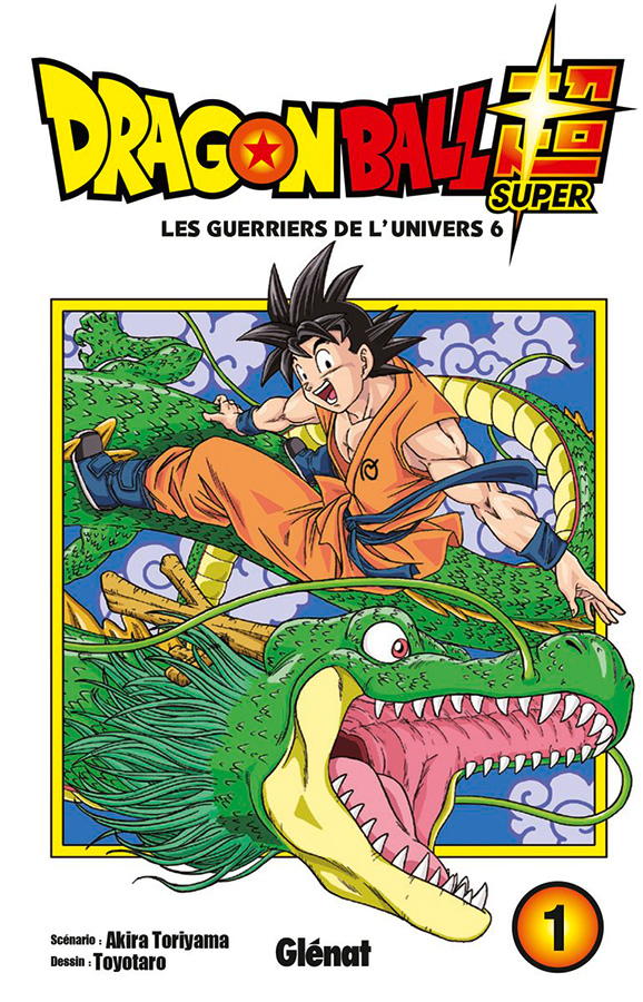 Dragon ball Super - Vol. 1