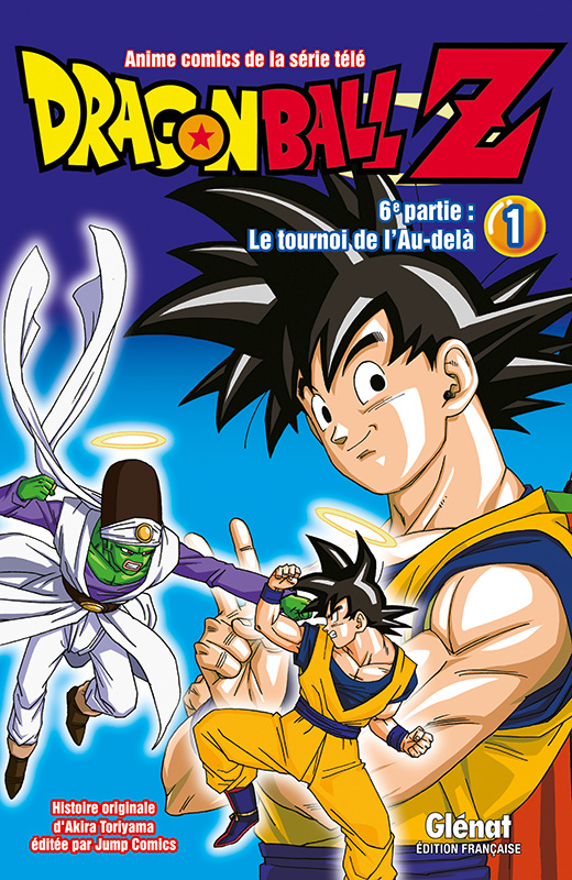 Dragon Ball Z - Cycle 6 - Vol. 1