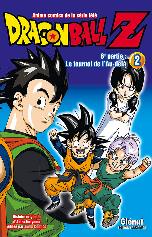 Dragon Ball Z - Cycle 6