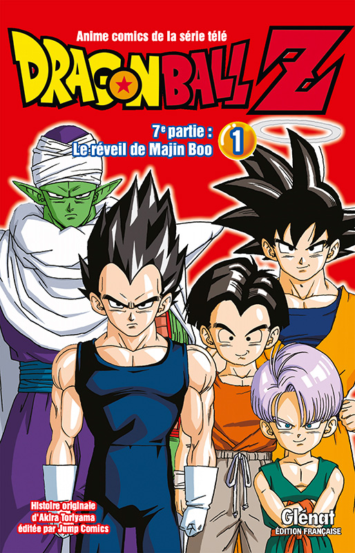 Dragon Ball Z - Cycle 7 - Vol. 1