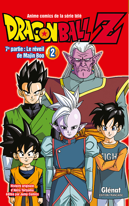 Dragon Ball Z - Cycle 7 - Vol. 2