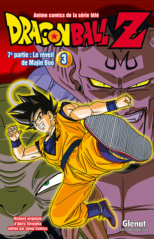 Dragon Ball Z - Cycle 7 - Vol. 3