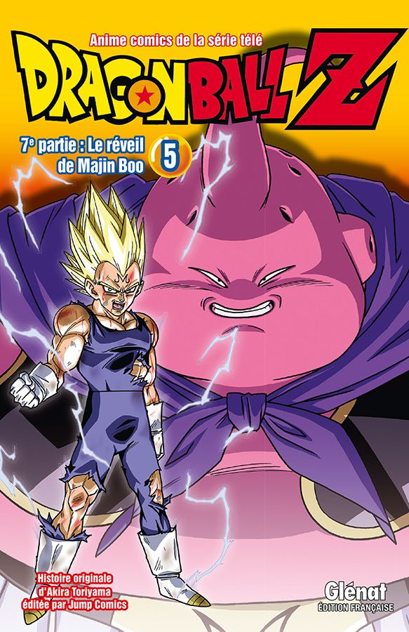 Dragon Ball Z - Cycle 7 - Vol. 5