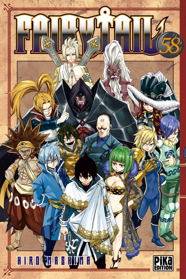 Fairy Tail - Volume 1