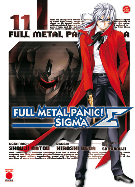 Full Metal Panic: Sigma