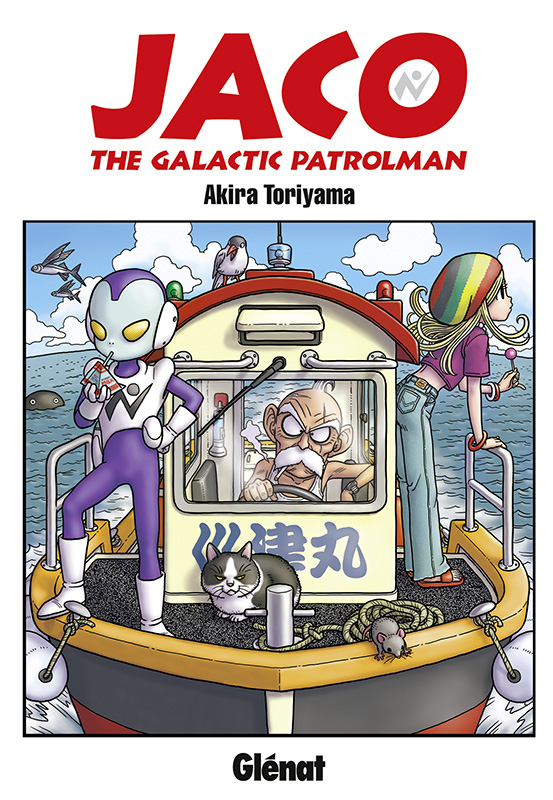 Jaco - The galactic Patrolman - Volume 1