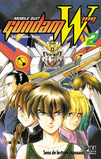 Mobile suit Gundam Wing - Vol. 2