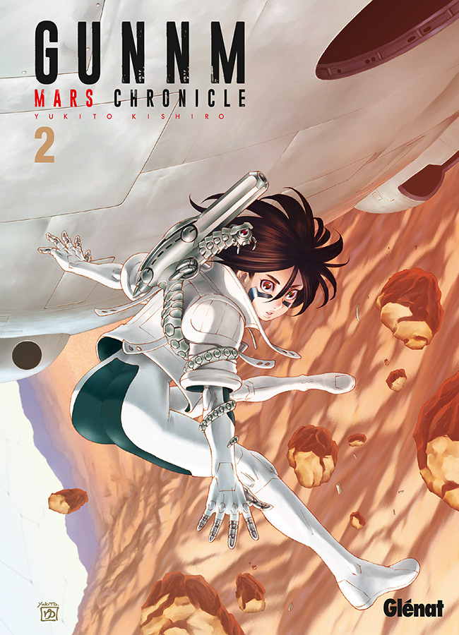 Gunnm Mars Chronicle - Volume 1