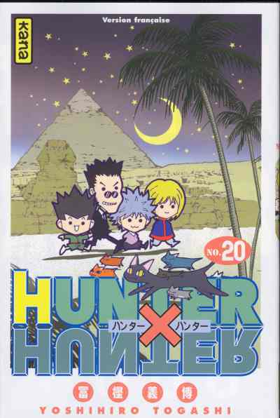 Hunter x Hunter - Vol. 20
