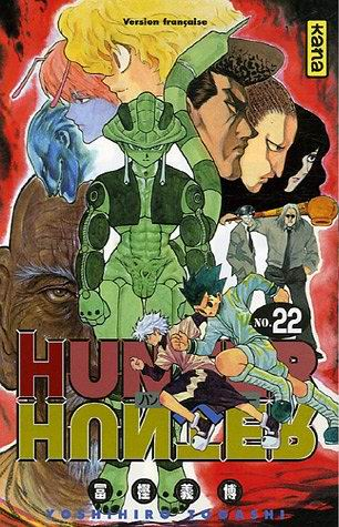 Hunter x Hunter - Vol. 22
