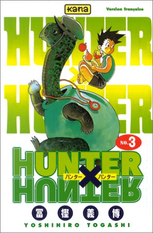 Hunter x Hunter - Vol. 3