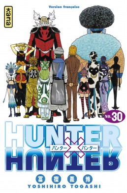Hunter x Hunter - Vol. 30