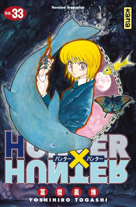Hunter x Hunter - Vol. 33