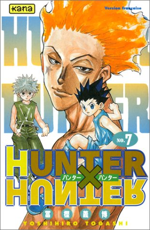 Hunter x Hunter - Vol. 7