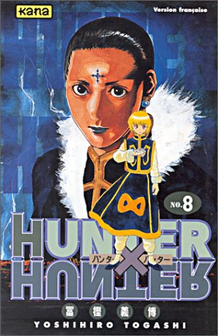 Hunter x Hunter - Vol. 8