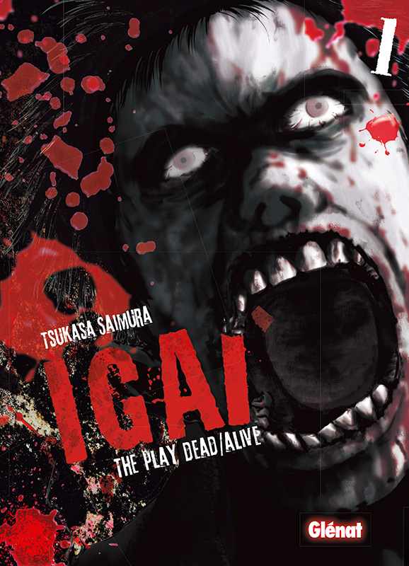 Igai - the play dead alive - Vol. 1