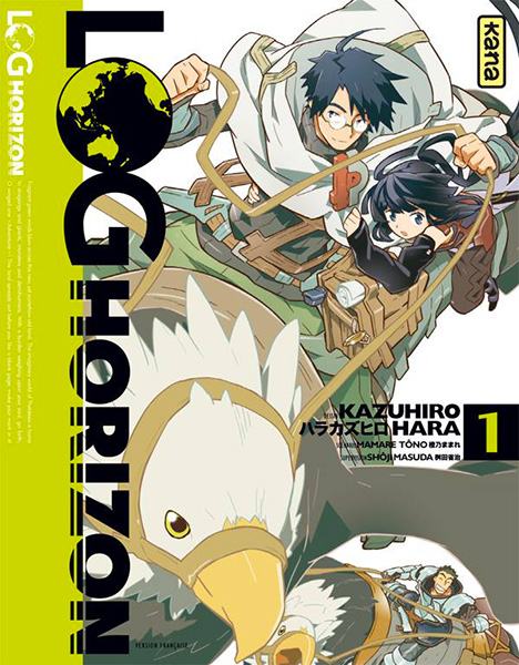 Log Horizon - Vol. 1