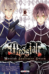 Messiah - Seiiki Ishû - Volume 1