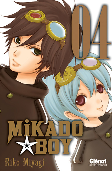 Mikado boy - Volume 1
